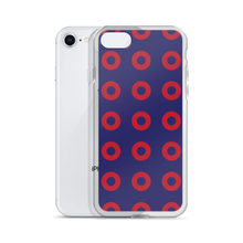 Load image into Gallery viewer, Red Donuts Red Circles iPhone 7/7 Plus Case - PH