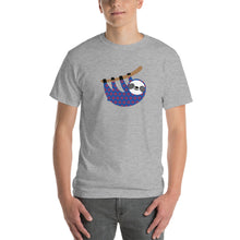 Load image into Gallery viewer, Sloth Henrietta Donut Unisex T-Shirt - PH