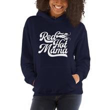 Load image into Gallery viewer, Red Hot Mama Unisex Hoodie - Hooded Sweatshirt - JB
