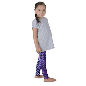 Tie Dye Printed Kid's leggings