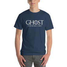 Load image into Gallery viewer, Ghost He Never Spoke A Word T-Shirt - GOT - PH