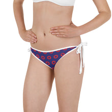 Load image into Gallery viewer, Red Cicle Donut Skewed Donuts Bikini Bottom - PH