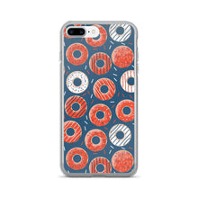 Load image into Gallery viewer, Bakers Dozen Donut Pattern iPhone 7/7 Plus Case - PH