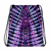 Load image into Gallery viewer, Tie Dye Printed Drawstring bag