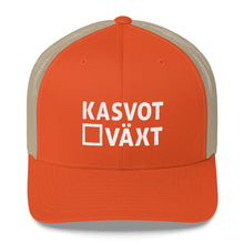Load image into Gallery viewer, Kasvot Vaxt Trucker Cap - PH