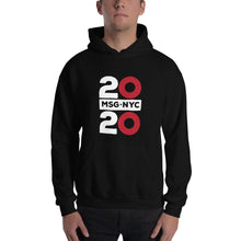 Load image into Gallery viewer, Phish MSG NYE 2020 Red Circle Donut Unisex Hoodie