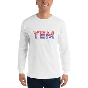 YEM Long Sleeve Shirt-You Enjoy Myself