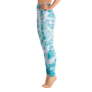 YOGA Sea Foam Leggings
