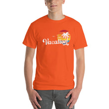 Load image into Gallery viewer, Vacation DISSTRESSED Graphic  T-Shirt-  WP