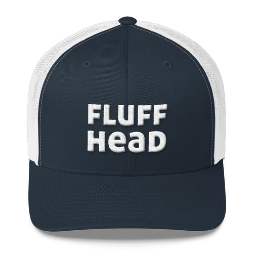 Fluffhead Embroidered Trucker Hat Cap - PH