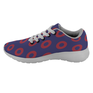 Red Henrietta Donut Fashion Sneaker (Men and Women) - PH