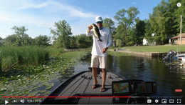 Flipping and Frogging In The Pads For BIG BASS | ft. Smallmouth Crush