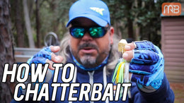 How to Fish a Chatterbait (Tips and Tricks for Bigger Bass)