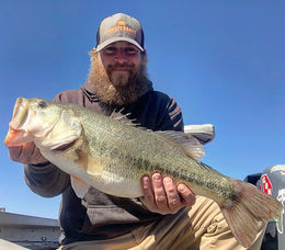 Early Spring Transition Bass Tactics