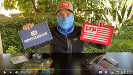 April Unboxing: MONSTERBASS Regional Pro Series vs Lucky Tackle Box Bass XL