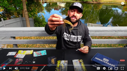 Rigging Fishing Plastics, Think OUTSIDE The Box | Chasebaits Curly Tail Grub