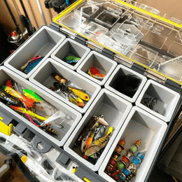 6 Lures You Need in Your Winter Bass Fishing Tackle Box