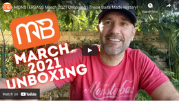 March 2021 Unboxing