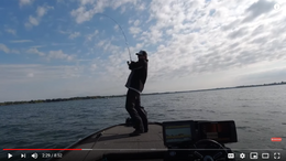 Power Finesse Drop Shotting | Covering Water With Smallmouth Crush
