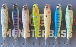 August Sneak Peak - Topwater Box