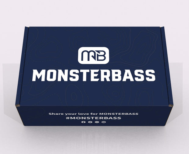 3 Month Subscription - MONSTERBASS