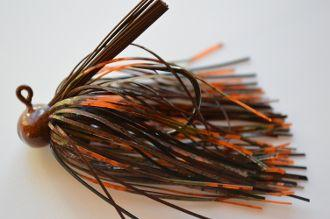 Football Jig - Camo Craw