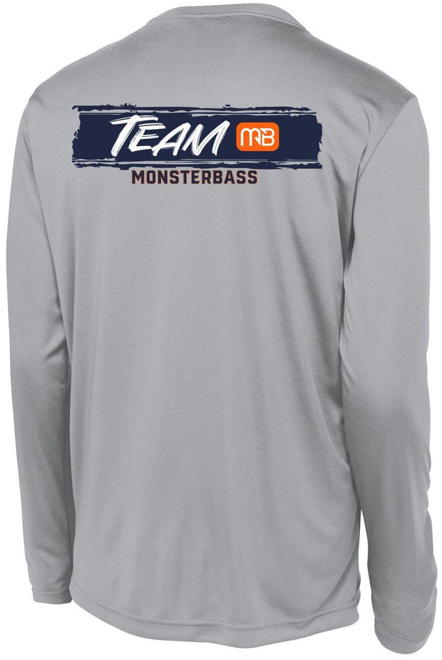 Team MONSTERBASS Long Sleeve UV Shirt
