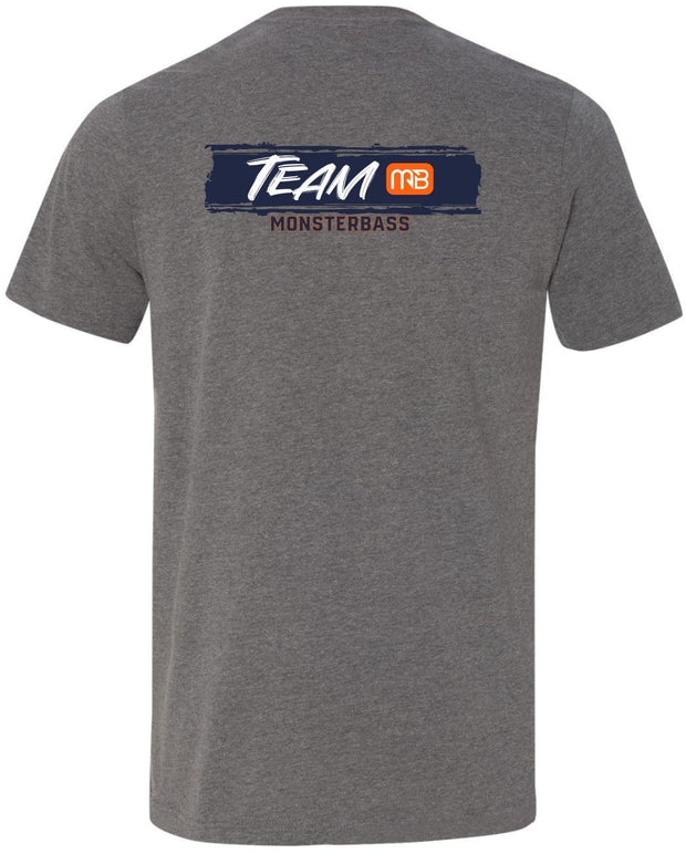 Team MONSTERBASS Pocket T Shirt