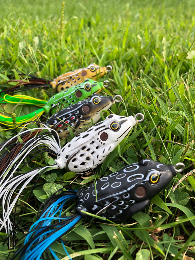 Hendrix Hollow Body Frog - 5 Pack