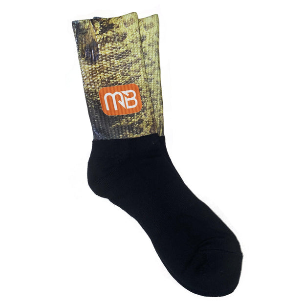 Smallmouth Bass Fish Socks