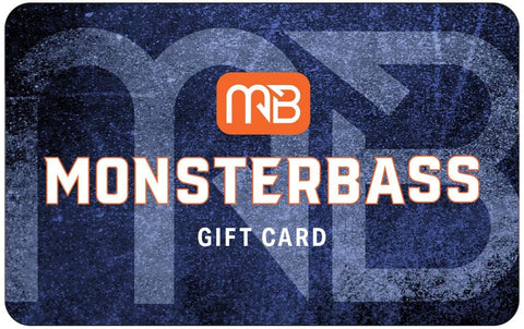 MONSTERBASS Gift Cards