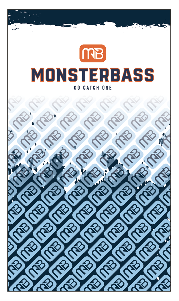 MONSTERBASS Face Shield