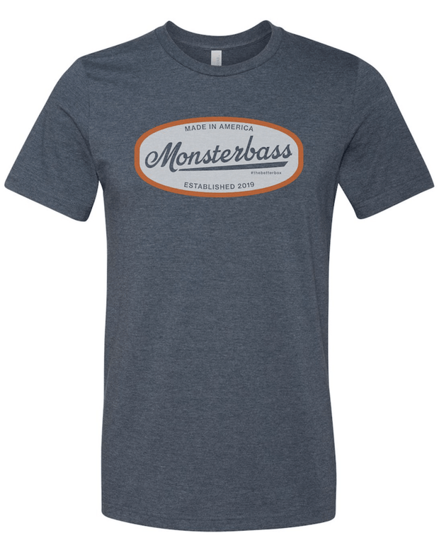 Retro MONSTERBASS Tee