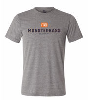 The best fishing t shirt you've ever seen.  The MONSTERBASS classic logo t-shirt is comfortable and stylish, but also tough enough to stand up to long days on the water and the occasional splash or slime. Rock this one when you plan on catching your PB and want to have some extra swag in the picture.