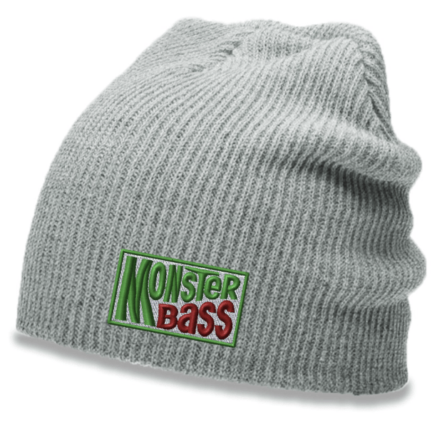 MONSTERBASS Logo Beanie