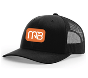 Black MB Patch Hat