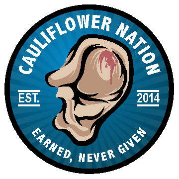 Cauliflower Nation Signature Patch