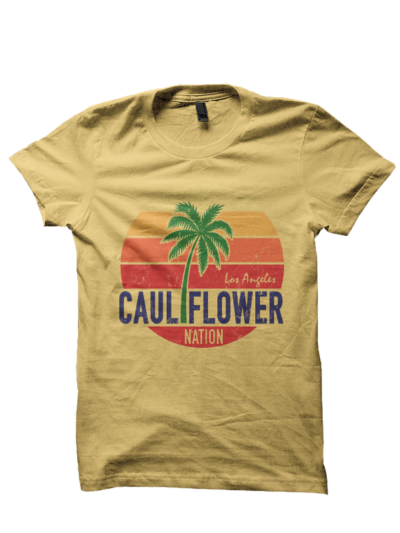 Cauliflower Nation OP Tee
