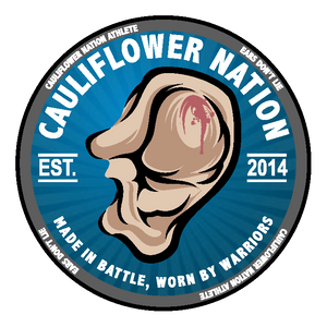 Cauliflower Nation Athlete Patch