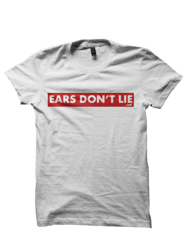 Cauliflower Nation Ears Don't Lie Tee