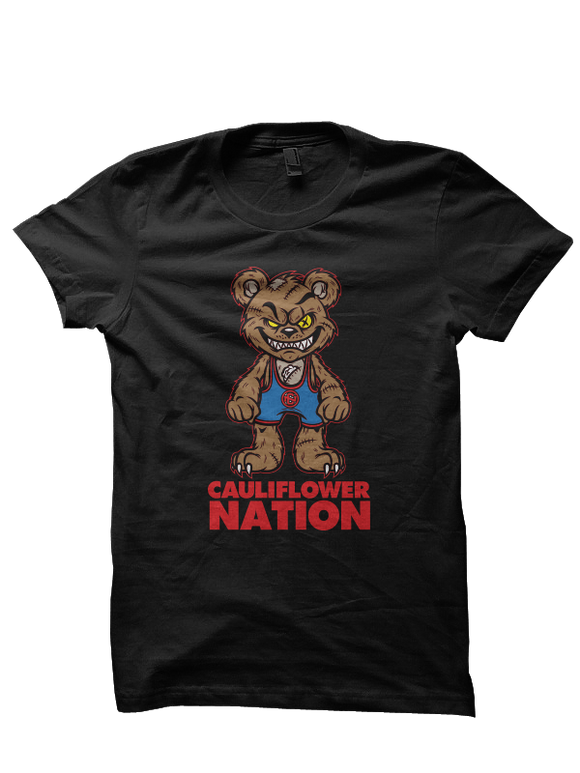 Cauliflower Nation Lil-Joe Tee