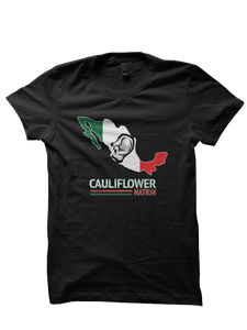 Cauliflower Nation Mexican Tee