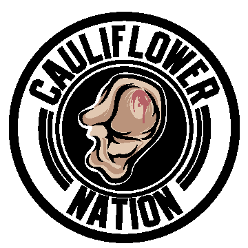 Cauliflower Nation Suplex Patch