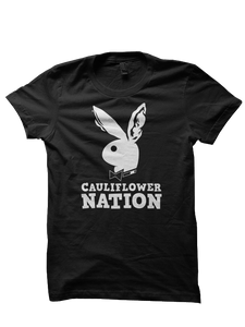 Cauliflower Nation Playboy Tee
