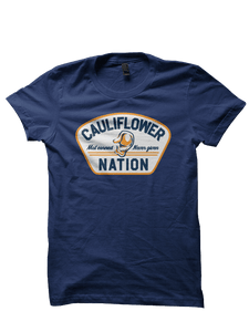 Cauliflower Nation Trucker Tee