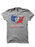 Cauliflower Nation Wrestling Tee