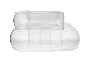Gstaad Sofa - Clear
