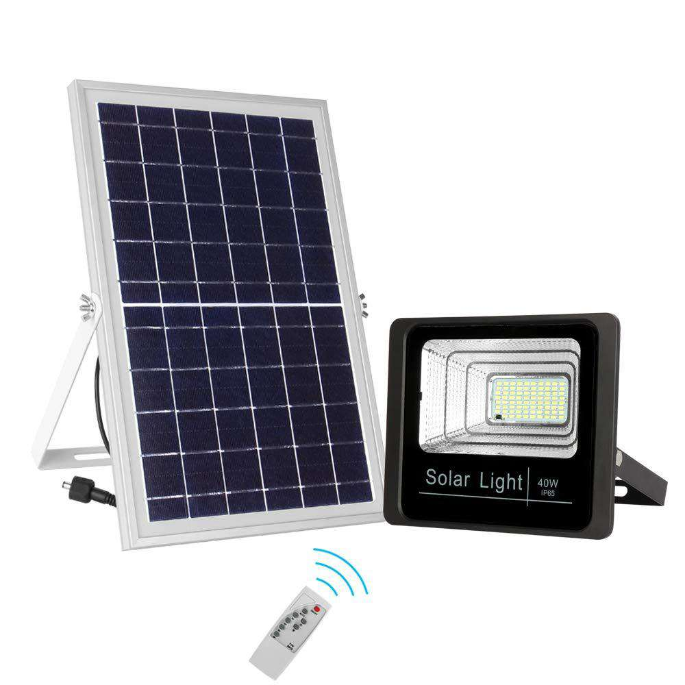 Solar Flood Light - 40w