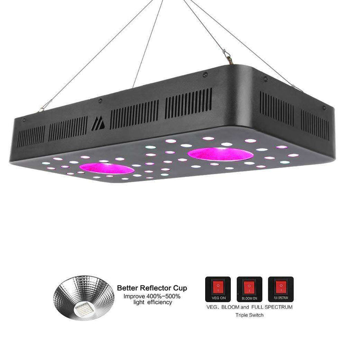COB Grow Light - 1200W - MORSEN
