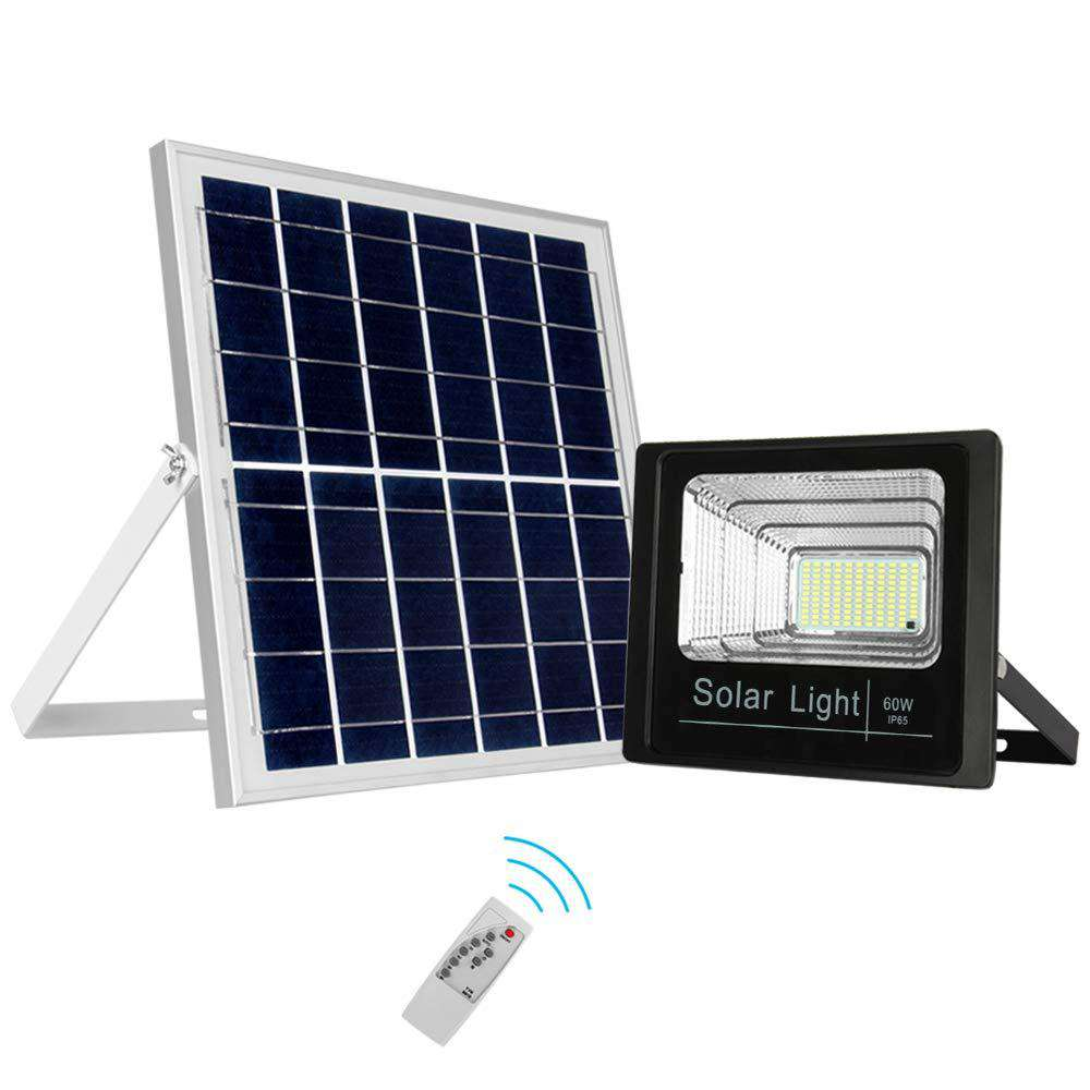 Solar Flood Light - 60w